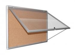 Jednoskrzydłowe otwierane do góry